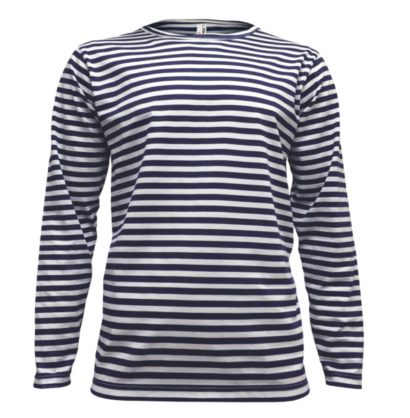 Tričko námořnické pruhované - dlouhý rukáv od 229 7c1c46409a