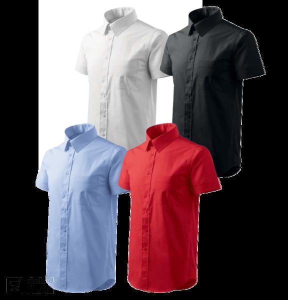 Košile pánská SHIRT SHORT SLEEVE od 4ce0b637f6