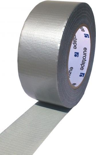 univerzální páska ŠEDÁ-páska textilní, 50mmx10m