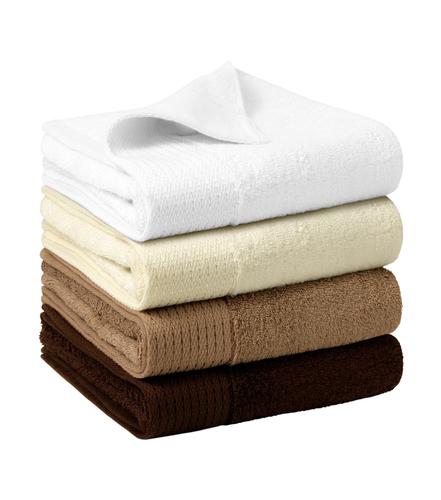Ručník Bamboo towel 450 kávová