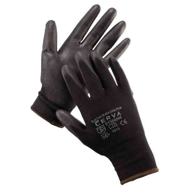 Pracovní rukavice BUNTING BLACK EVOLUTION S