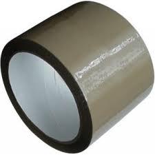 Balící páska 75 mm HAVANA
