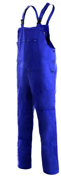 laclové modré kalhoty FRANTA 64