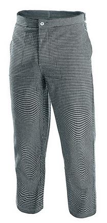 Kalhoty kuchařské vzor Pepito 54