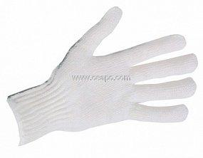 Textilní rukavice KASILON bílé 9