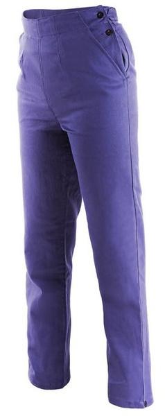 Pracovní kalhoty modré HELA 38
