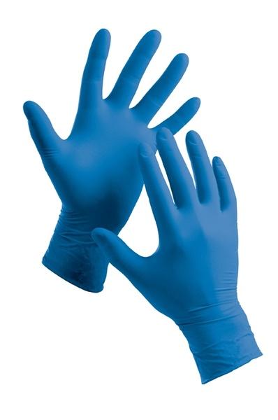 Jednorázové nitrilové rukavice 7
