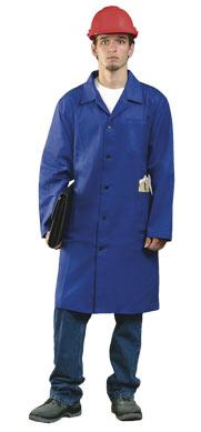 Plášť VENCA modrý 50