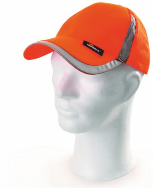 Reflexní kšiltovka ELY oranžová