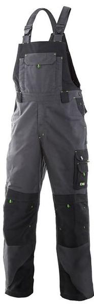Kalhoty SIRIUS s laclem zelené doplňky 56