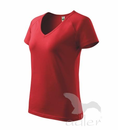 Tričko dámské Dream Červené M