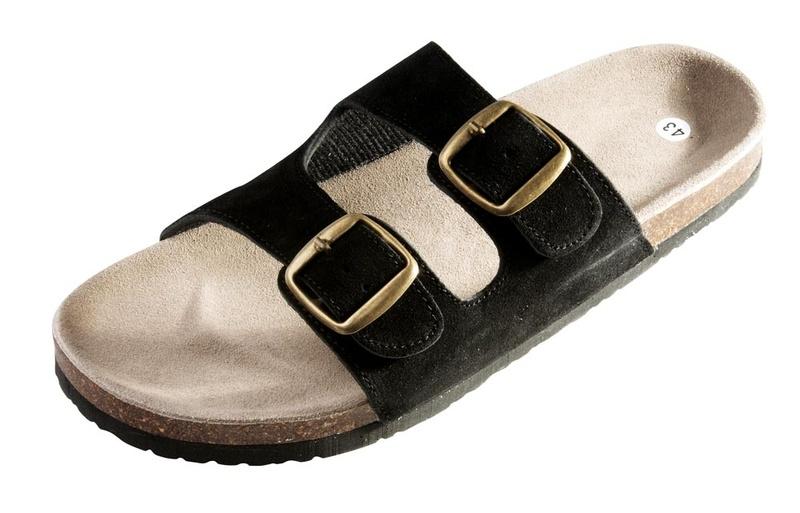 pantofle PUDU černá 38