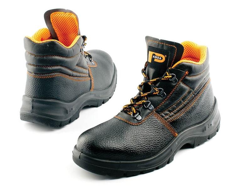 Kotníková obuv PANDA ALFA O1 39