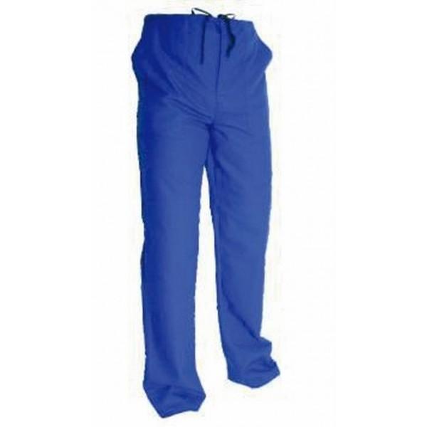 Pracovní kalhoty modré 64