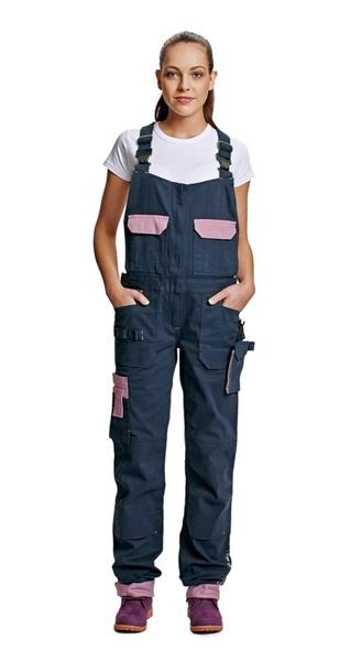 Dámské pracovní laclové kalhoty YOWIE 34