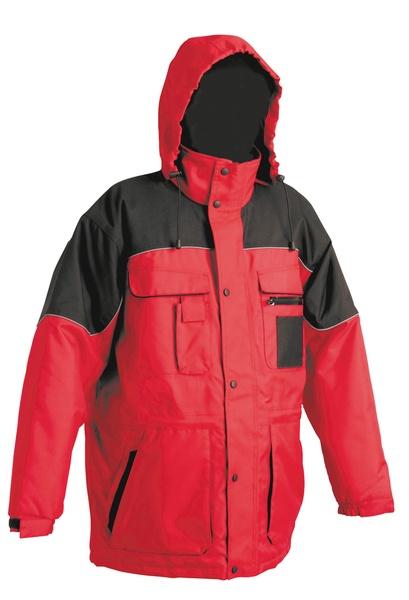 bunda zimní ULTIMO červená S