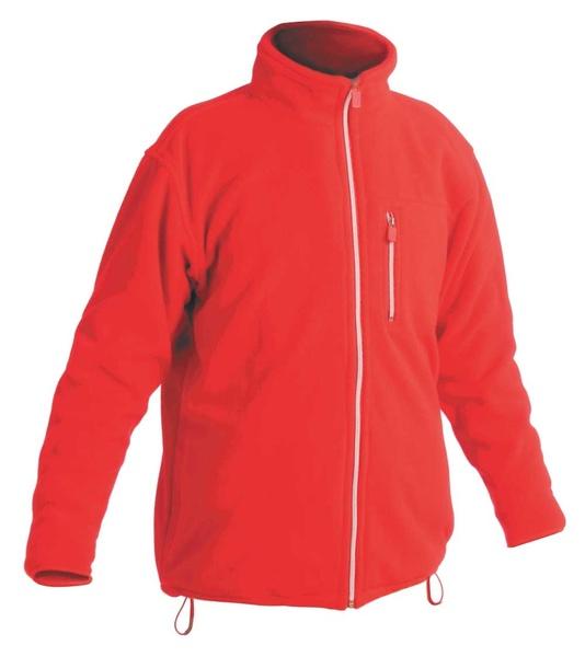 bunda zimní KARELA červená XS