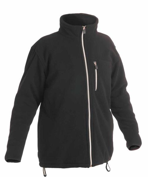 bunda zimní KARELA černá S