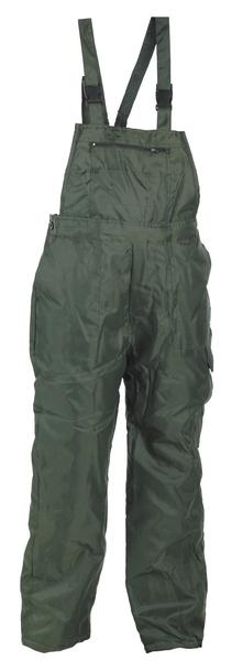 Zateplené kalhoty TITAN zelená