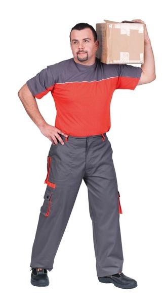 Kalhoty DESMAN 48