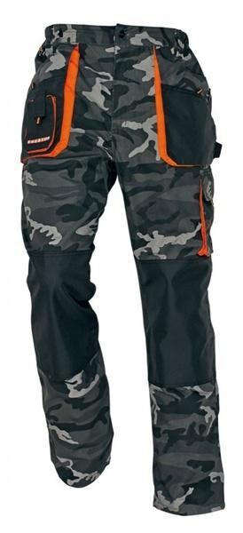 kalhoty EMERTON Camouflage