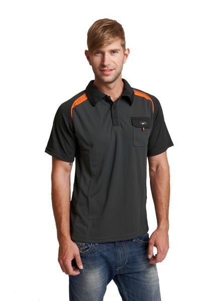 Tričko s límečkem EMERTON krátký rukáv S