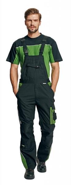 ALLYN kalhoty s laclem zelené