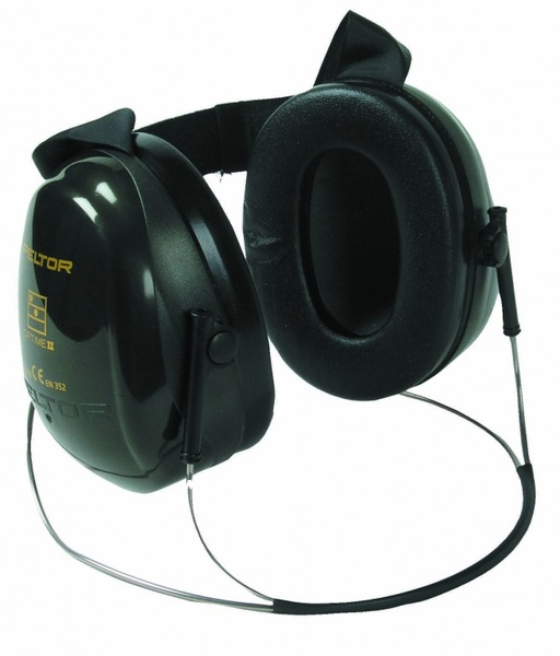 sluchátka PELTOR H520B-408-GQ
