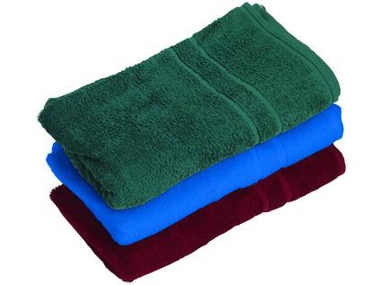 Froté ručník 50x100 modrá
