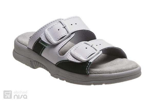 Zdravotní obuv Santé -Bílá od 603 f1345e9cd3