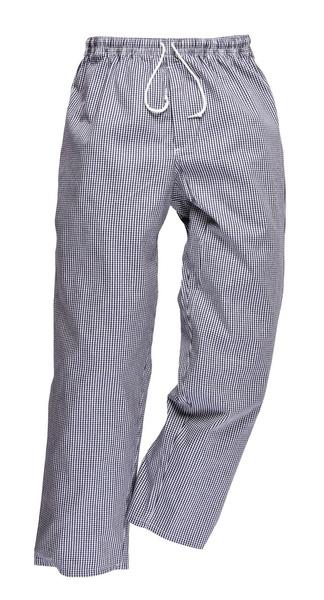 Kalhoty pro kuchaře prodloužené XXXL