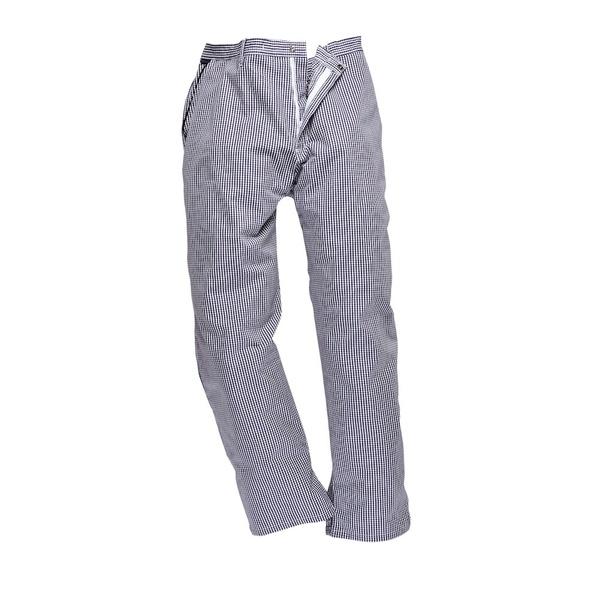 Kuchařské kalhoty prodloužené XL