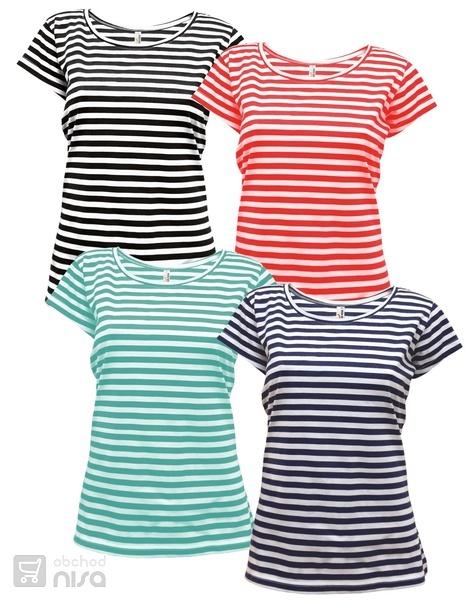 3e1e7e70f48 Námořnické tričko dámské od 157