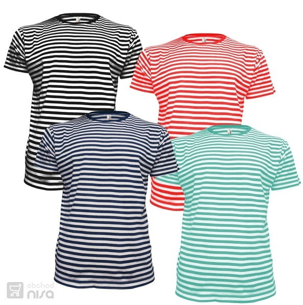 2f3eba8bbef Námořnické tričko pánské od