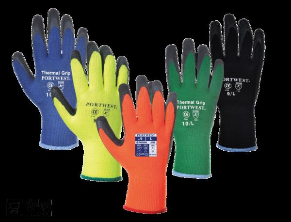 9a0c4a106d4 Zimní pracovní rukavice GRIP od