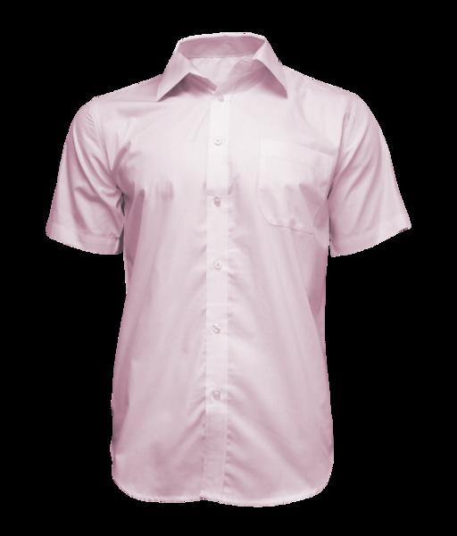 Košile pánská růžová