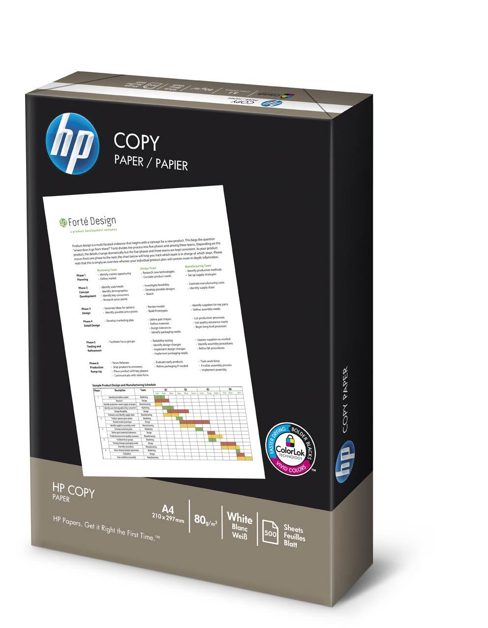 Xerografický papír HP Copy - A4 80 g / 500 listů