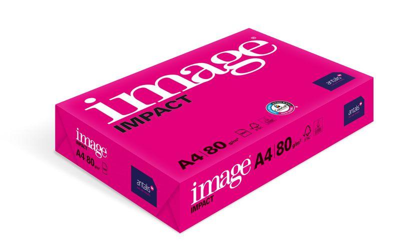 Xerografický papír Image Impact - A4 80 g / 500 listů