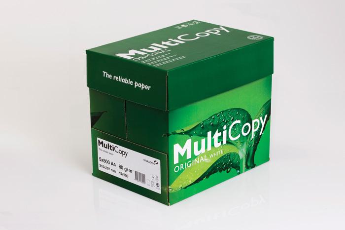 Xerografický papír MultiCopy Xpressbox - A4 80 g / 2500 listů