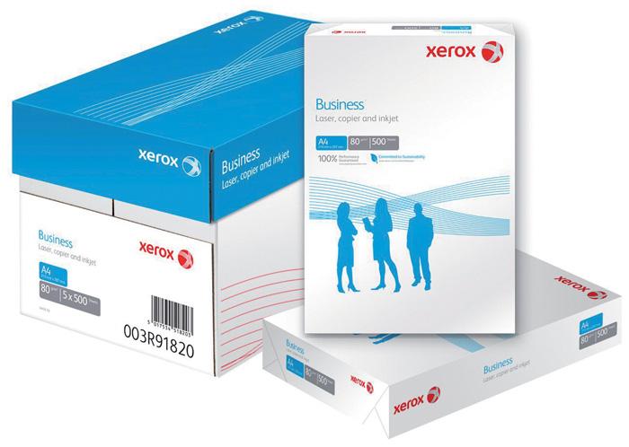 Xerografický papír Business - A4 80 g / 500 listů