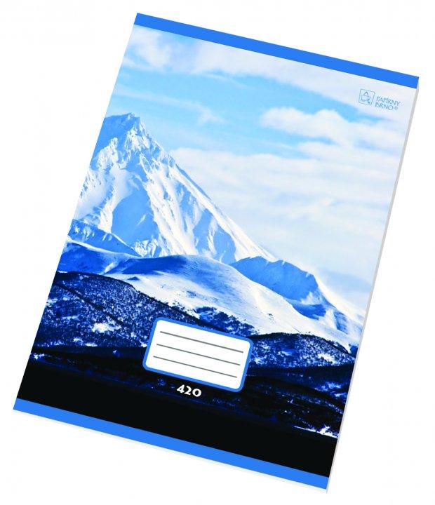 Sešity školní PREMIUM 20 listů - A4 / čistý