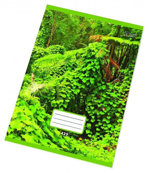 Sešity školní PREMIUM 20 listů - A4 / čtvereček