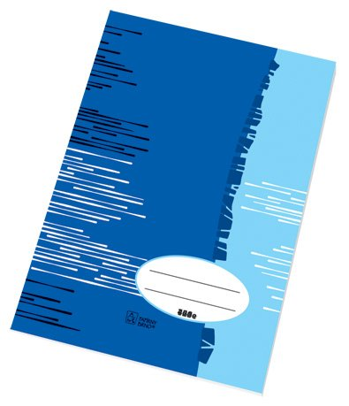 Sešity školní ECONOMY 60 listů - A4 / čistý