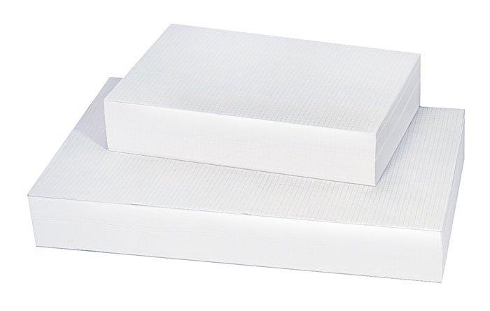 Kreslicí karton - formát A3 / čtvereček