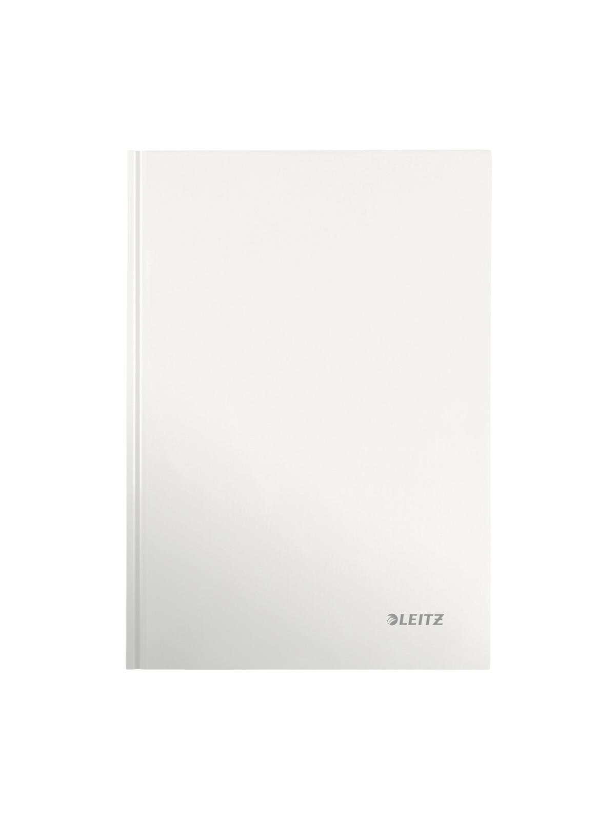 Kniha záznamní WOW - A5 / linka / bílá