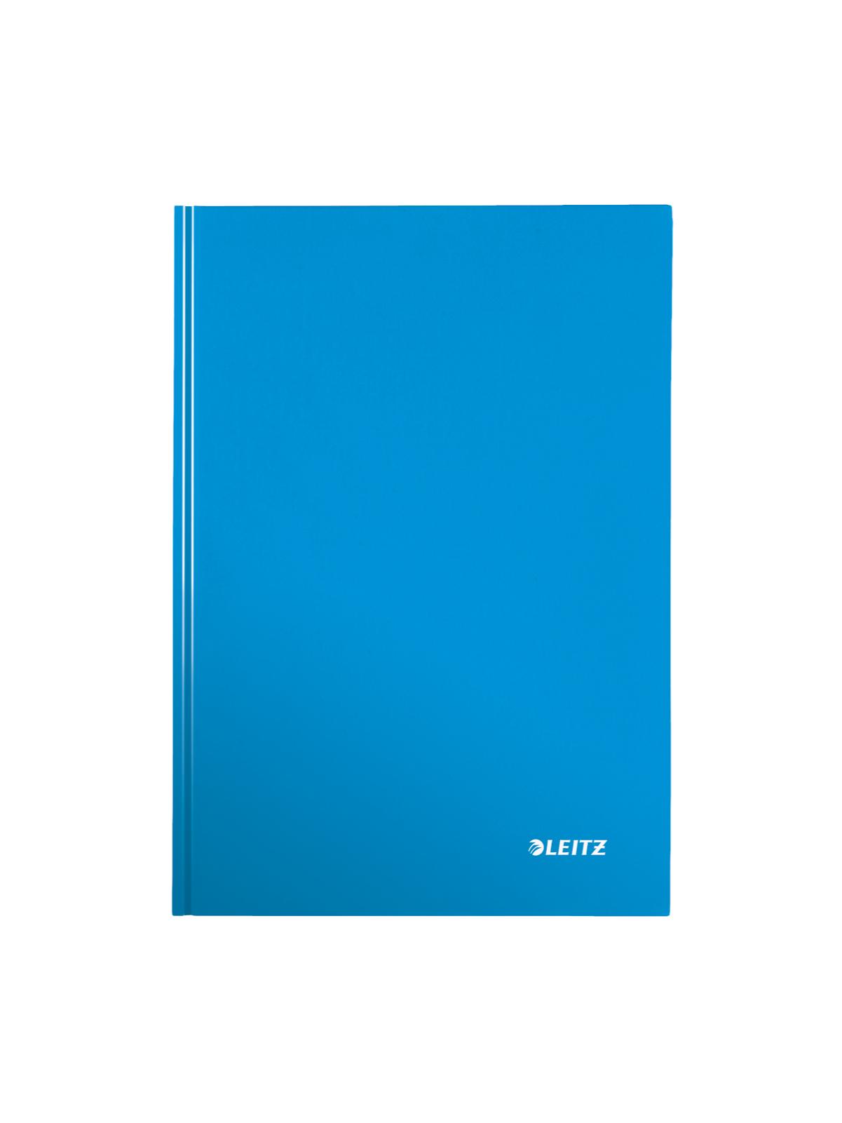 Kniha záznamní WOW - A5 / linka / modrá
