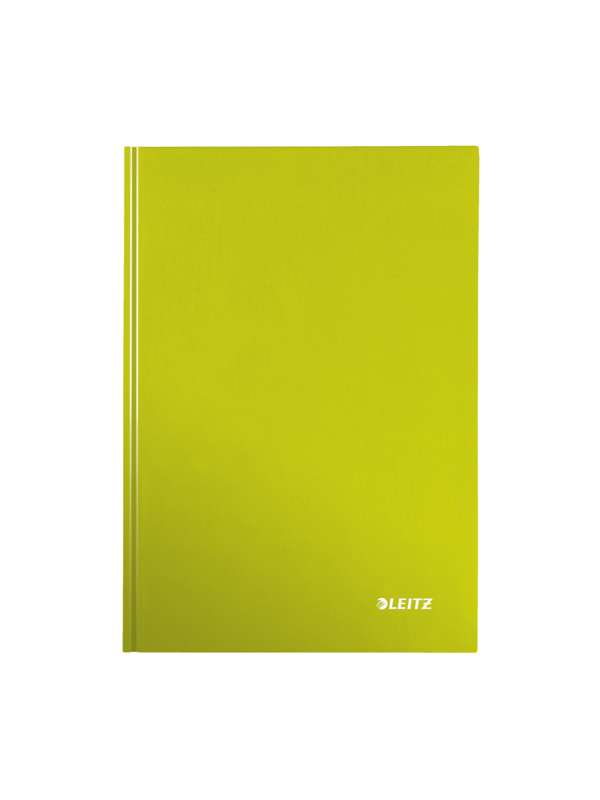 Kniha záznamní WOW - A5 / linka / zelená
