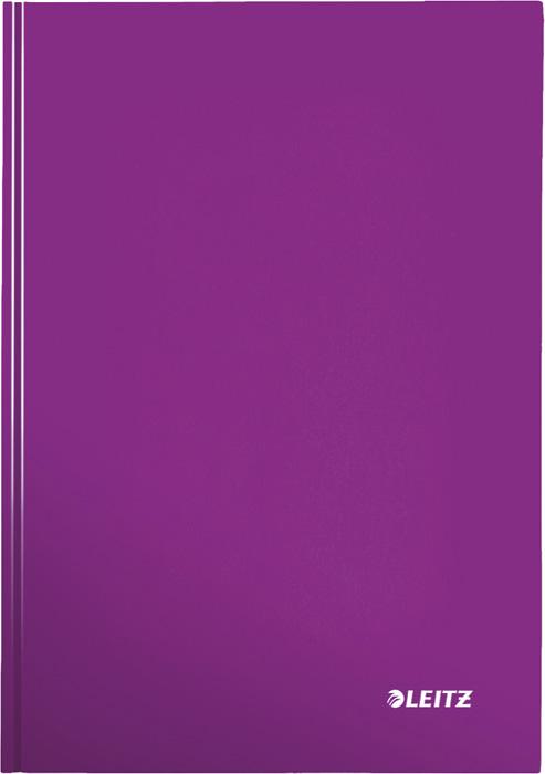 Kniha záznamní WOW - A5 / linka / fialová