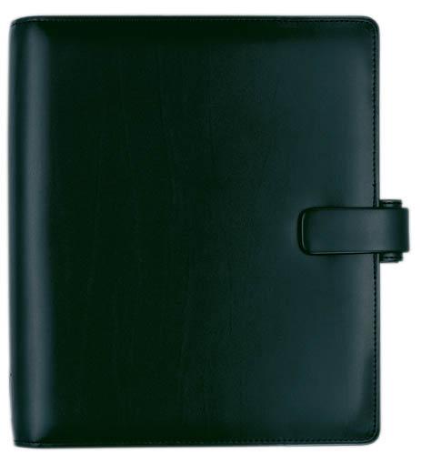 Diář Filofax Metropol - osobní / 95 x 171 mm / černá