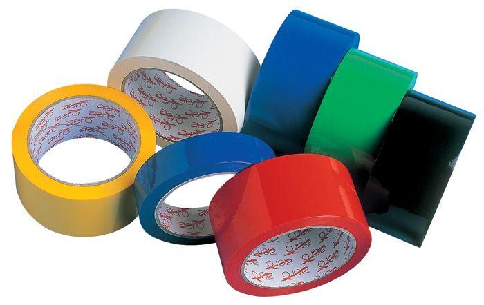 Balicí pásky barevné - 15 mm x 10 m / černá